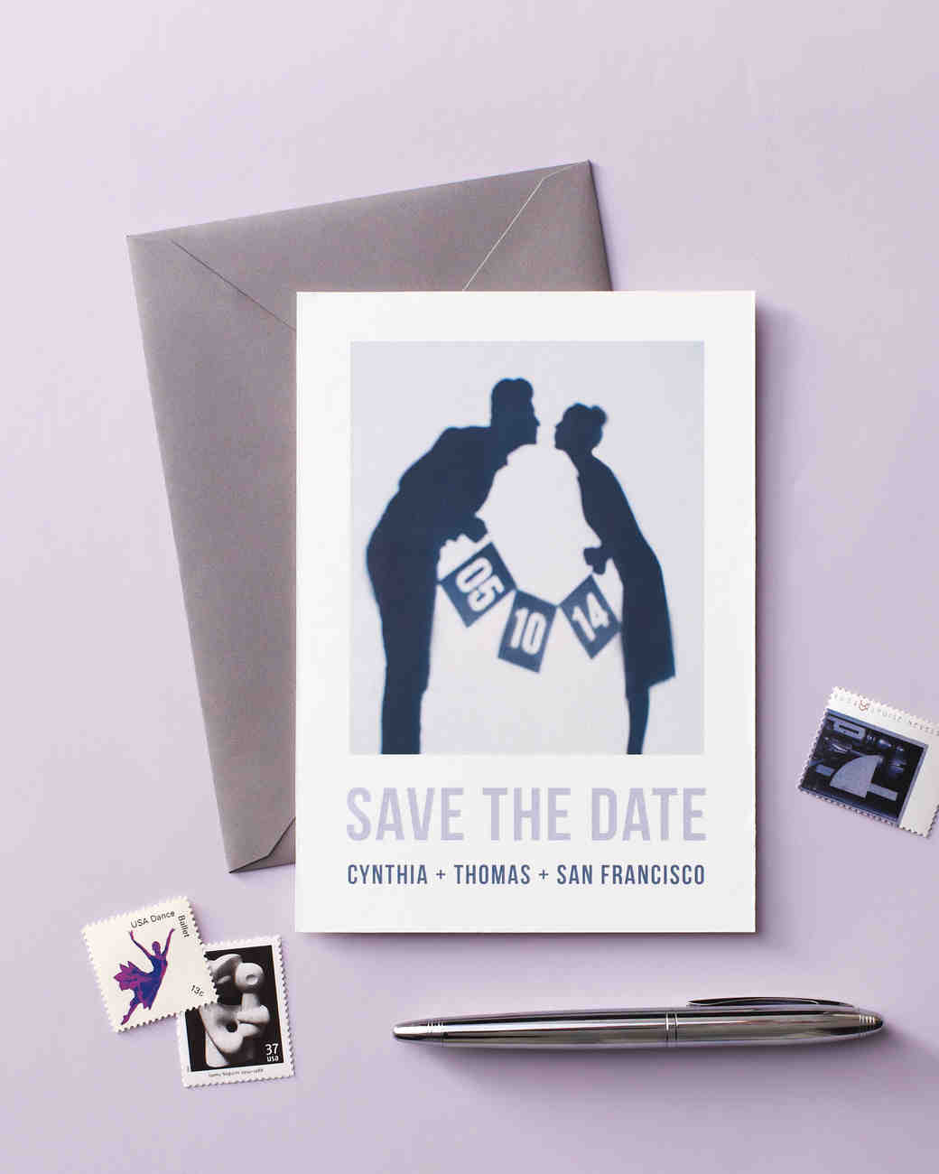 Creative Save Dates