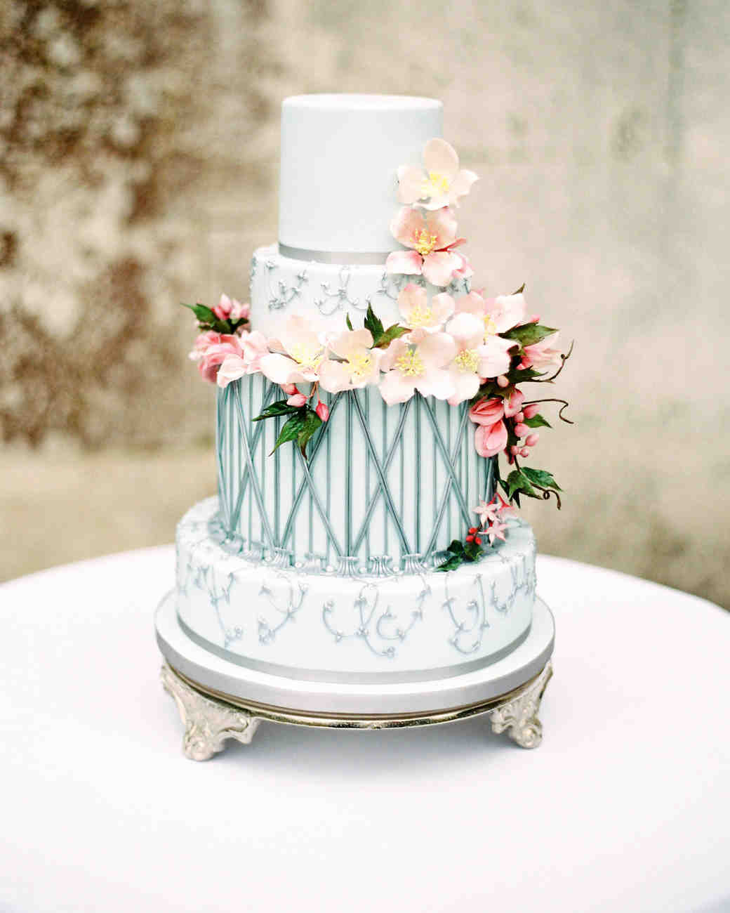 25 Wedding Cake Design Ideas That ll Wow Your Guests   Martha     25 Wedding Cake Design Ideas That ll Wow Your Guests   Martha Stewart  Weddings
