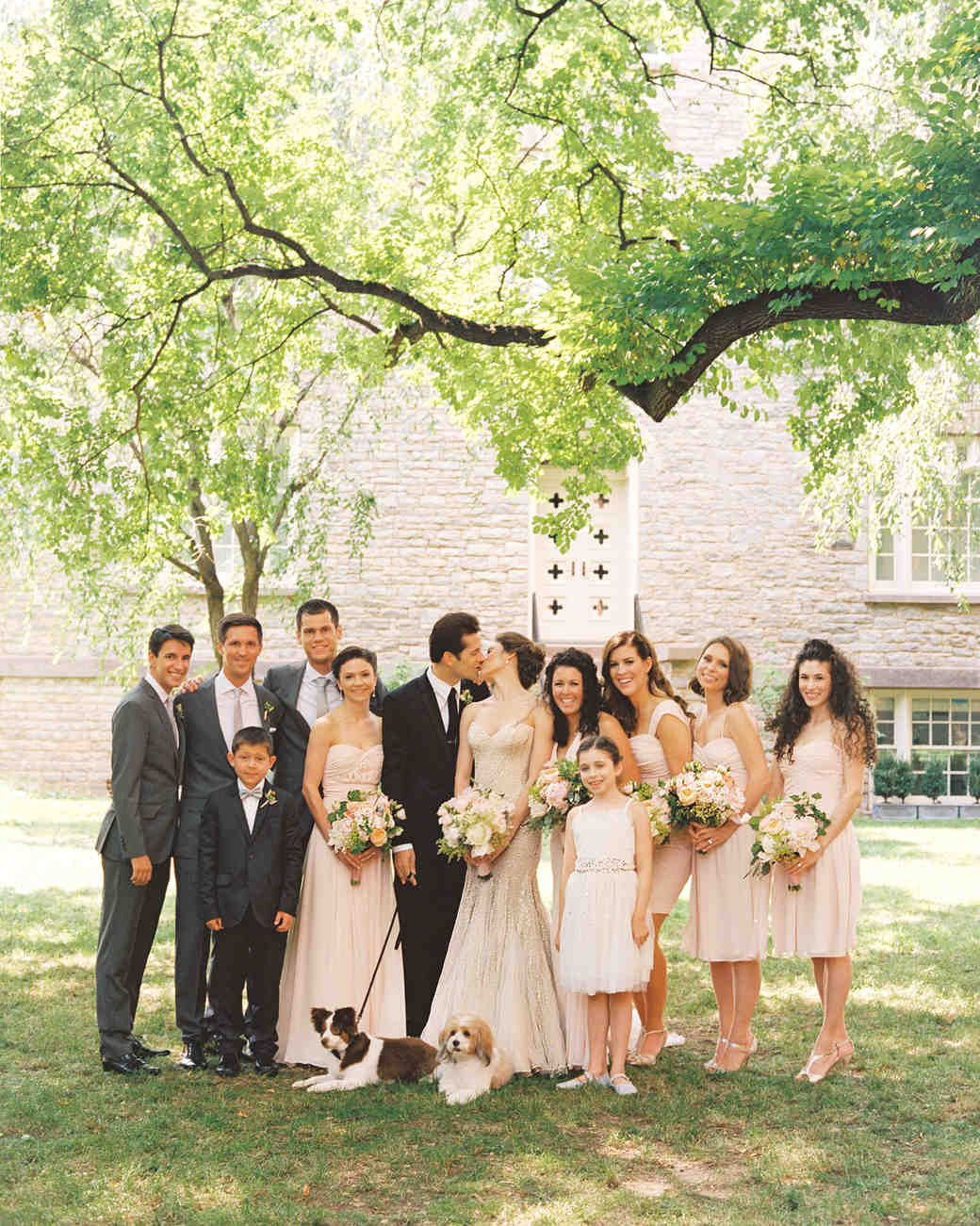 Martha Stewart Weddings Tiler Peck