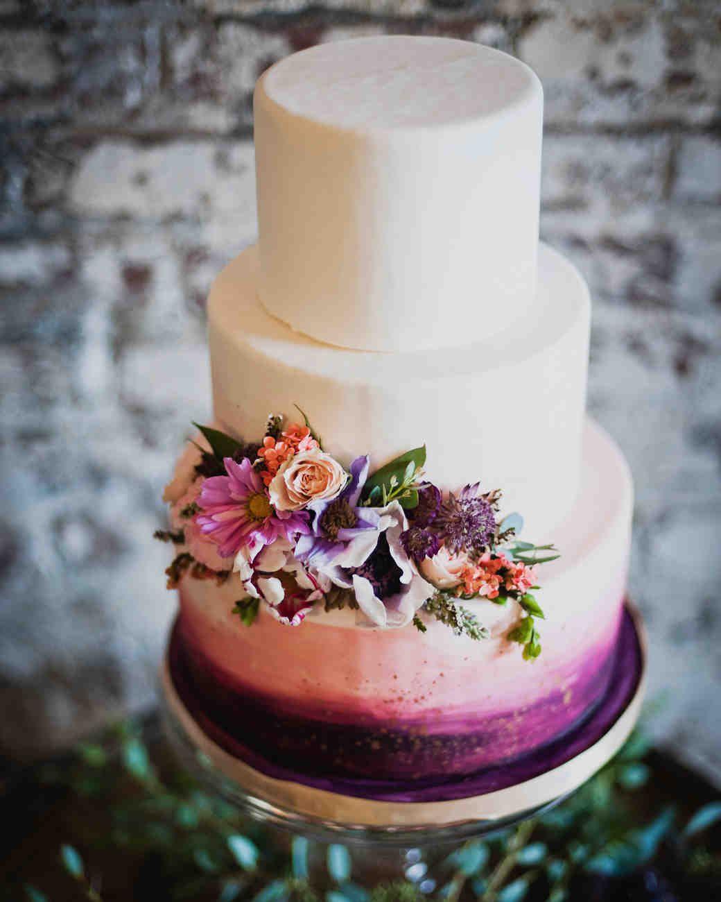 The Prettiest Ombr     Wedding Cakes for Couples Who Love Color     The Prettiest Ombr     Wedding Cakes for Couples Who Love Color   Martha  Stewart Weddings