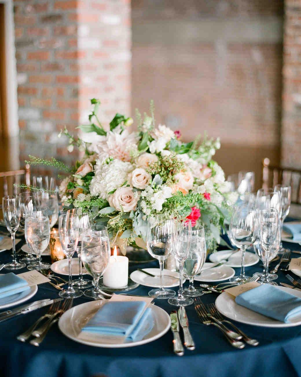 Centre Decorations Wedding Tables