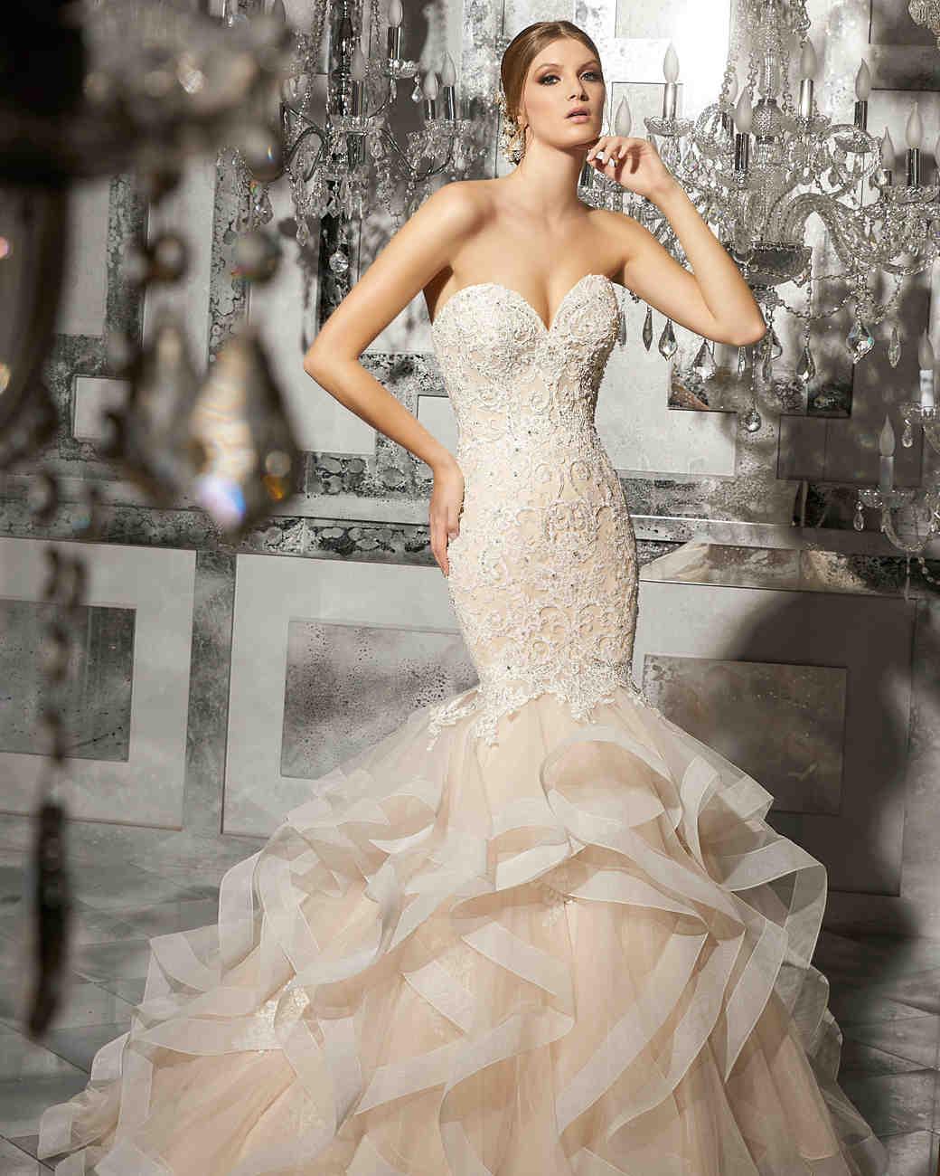 Martha Stewart Wedding Gowns