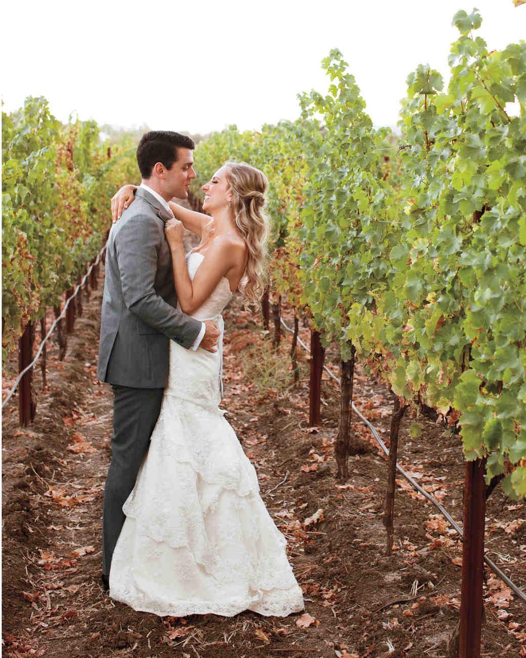Martha Stewart Weddings Napa