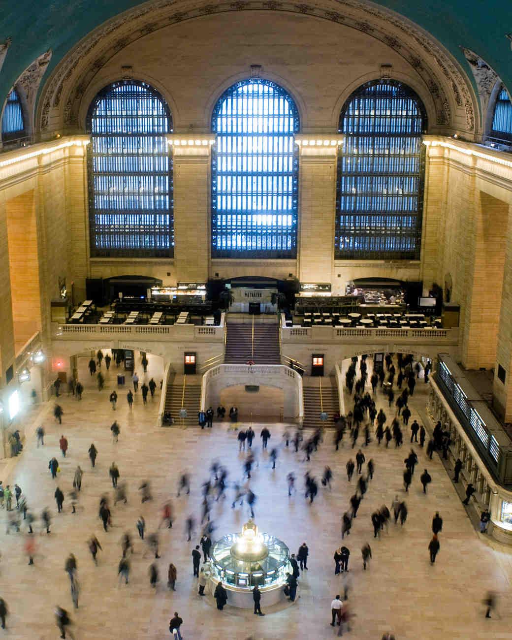 Station Train Grand Central Schedule