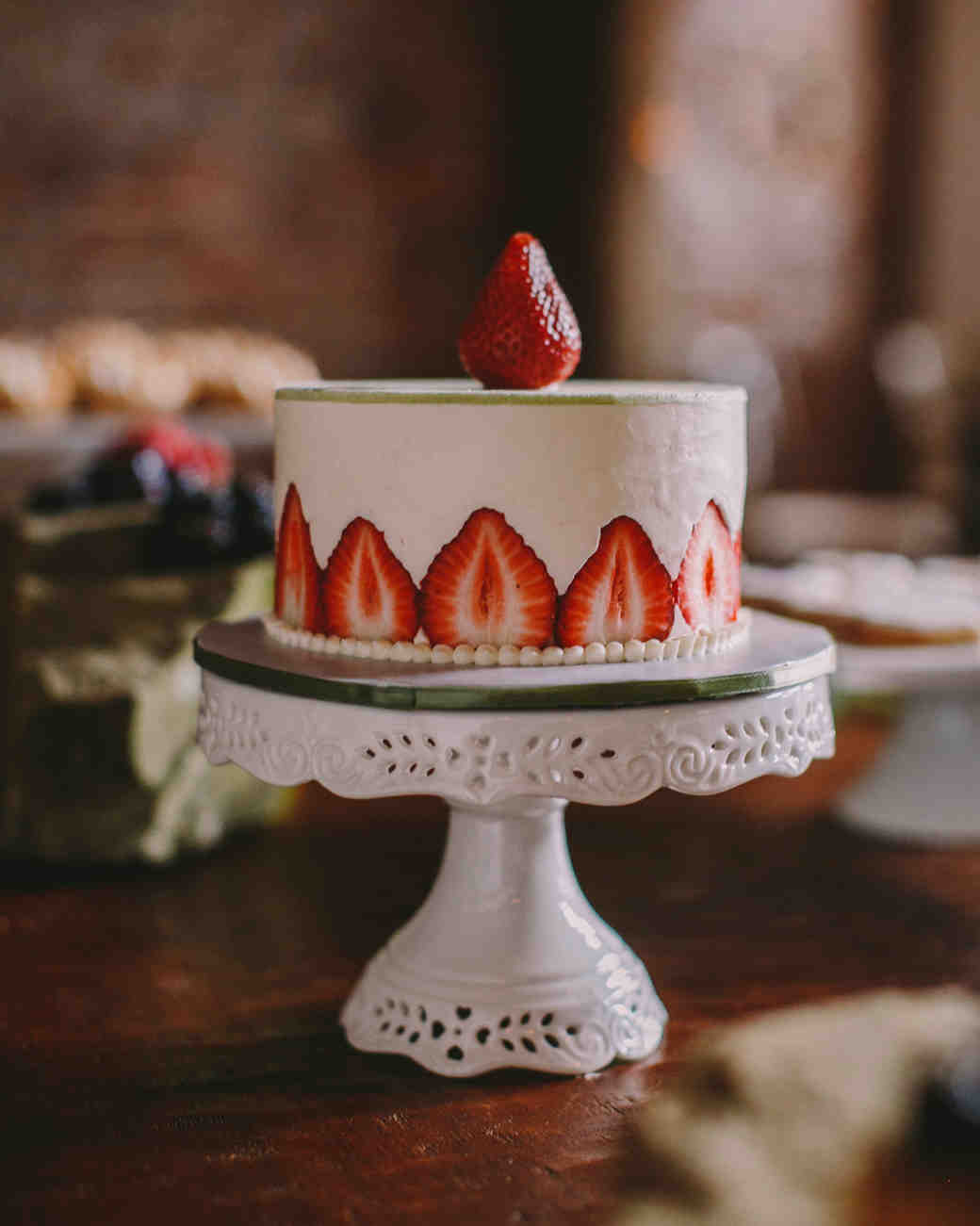 8 Wedding Cake Flavors You Haven t Tried Yet   Martha Stewart Weddings
