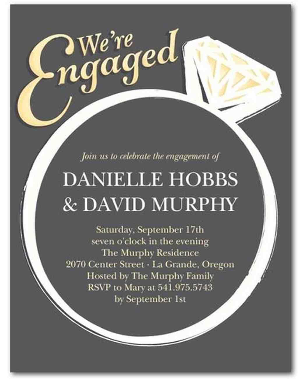Fall Autumn Wedding Invitations