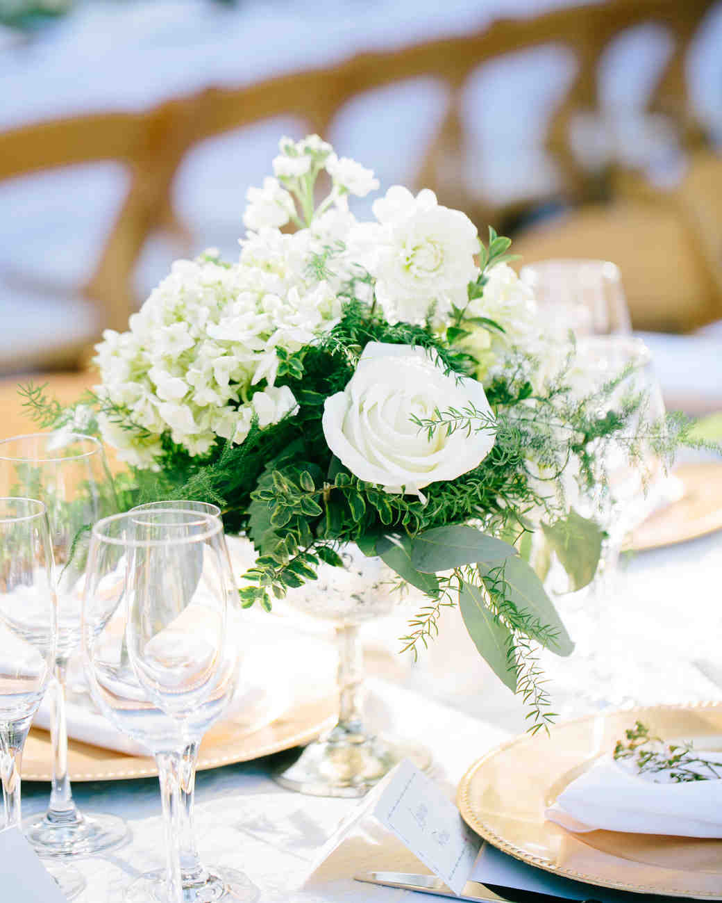 Affordable Wedding Centerpieces