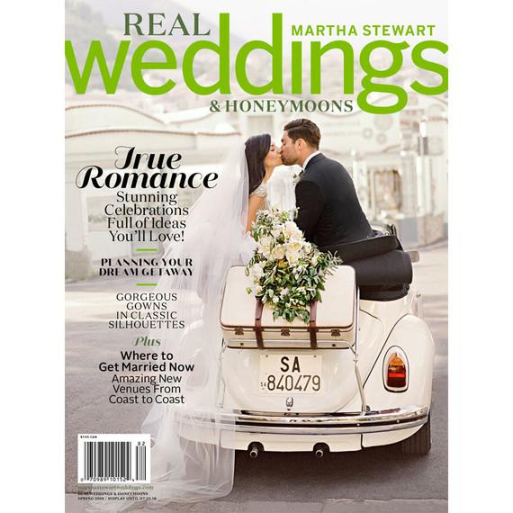 Martha Stewart Weddings Publication Dates