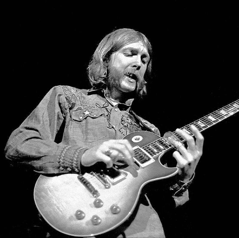happily married man duane allman - 800×798