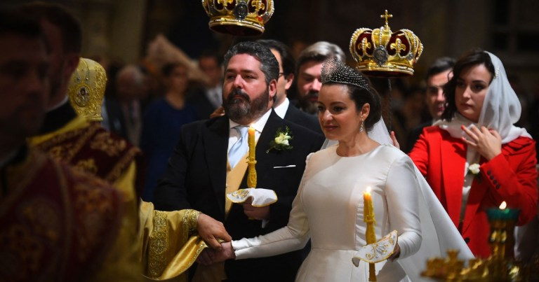 Watch Aristocrats flock to Russia for first royal wedding ceremony in century – Google Malaysia News