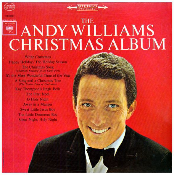 happy holidays by andy williams - Andy Williams White Christmas