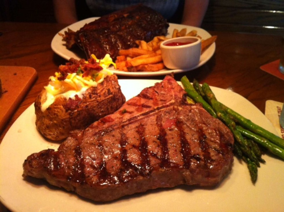 Best Steakhouse Chain Restaurants