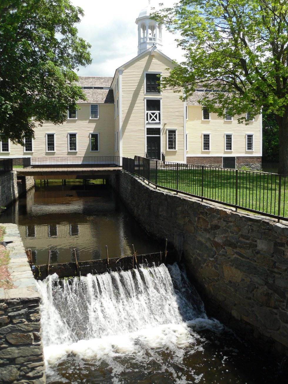 Pawtucket Slater Memorial Park