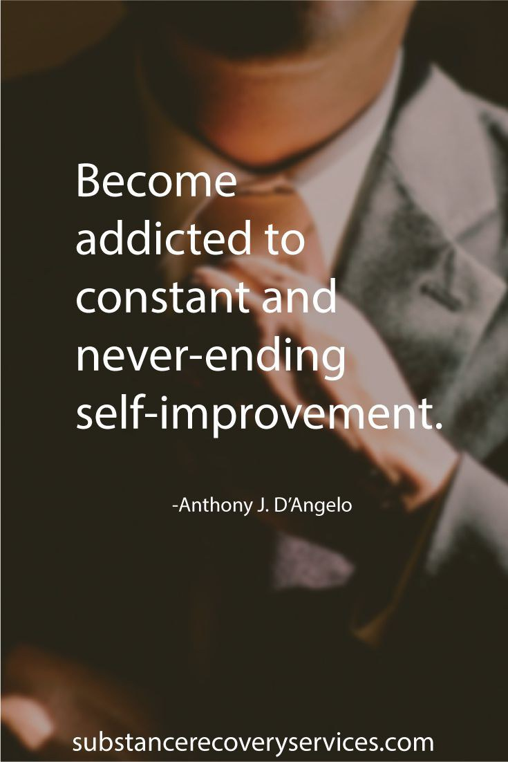How Does Self Improvement Help