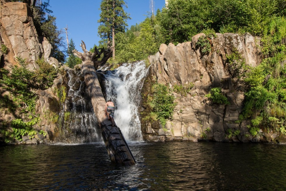 14 Incredible Swimming Holes in Northern California   7x7 Bay Area