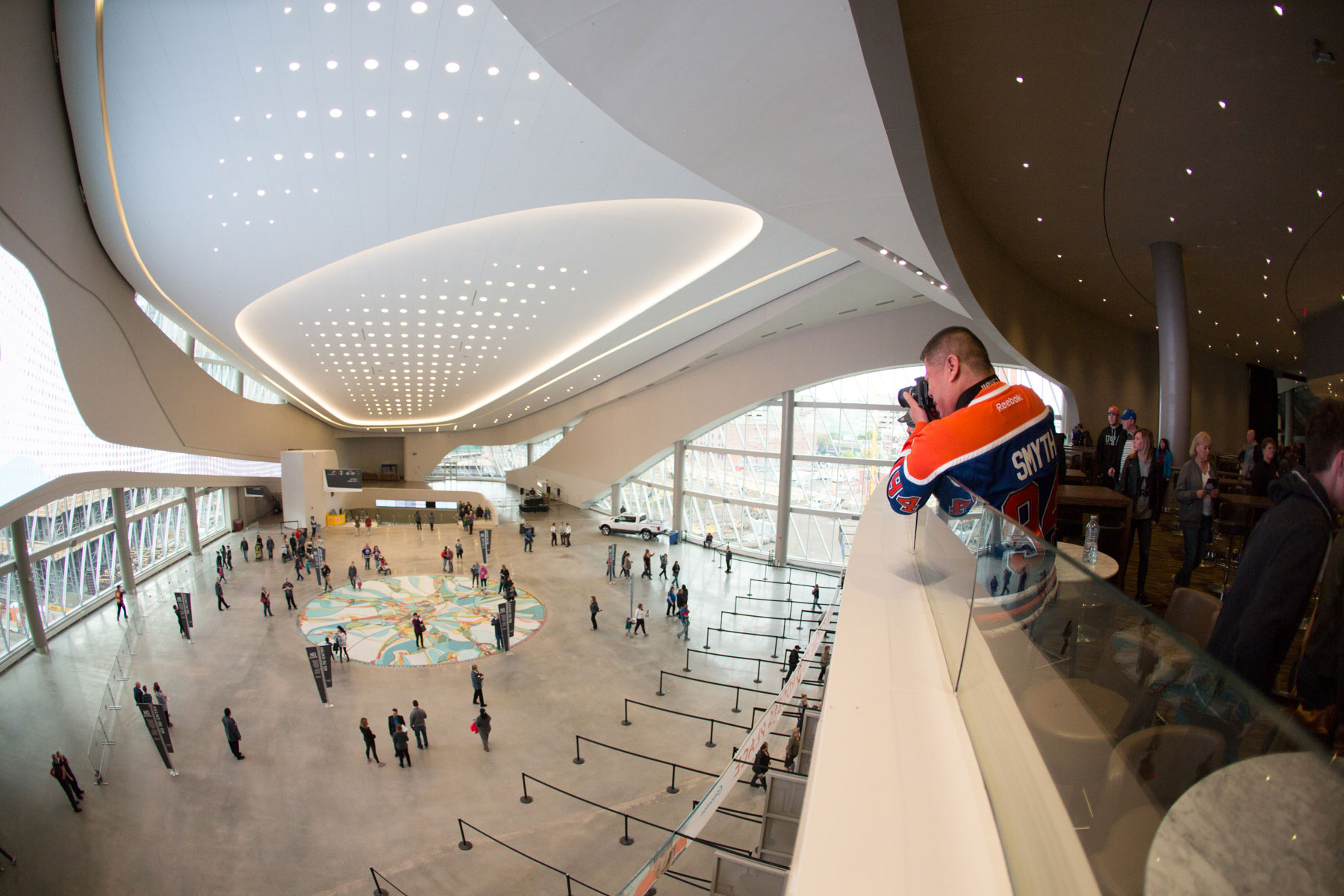 Gallery Rogers Place Open House Rogers Place