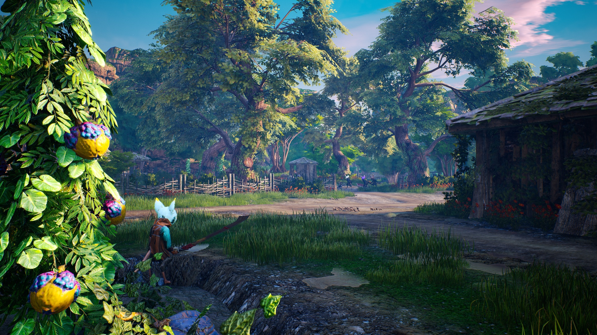 Open World Action Rpg Biomutant Announced From Thq Nordic