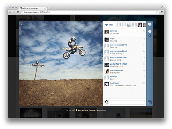 Instagram launches web profiles, but maintains clear focus on mobile - The Verge