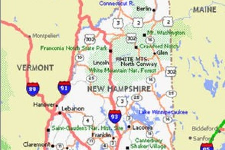 map of new hampshire and maine » Path Decorations Pictures | Full ...