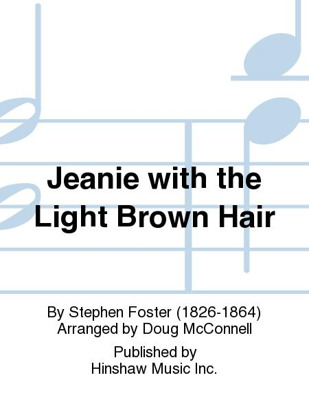 Jeanie Light Brown Hair Sheet Music