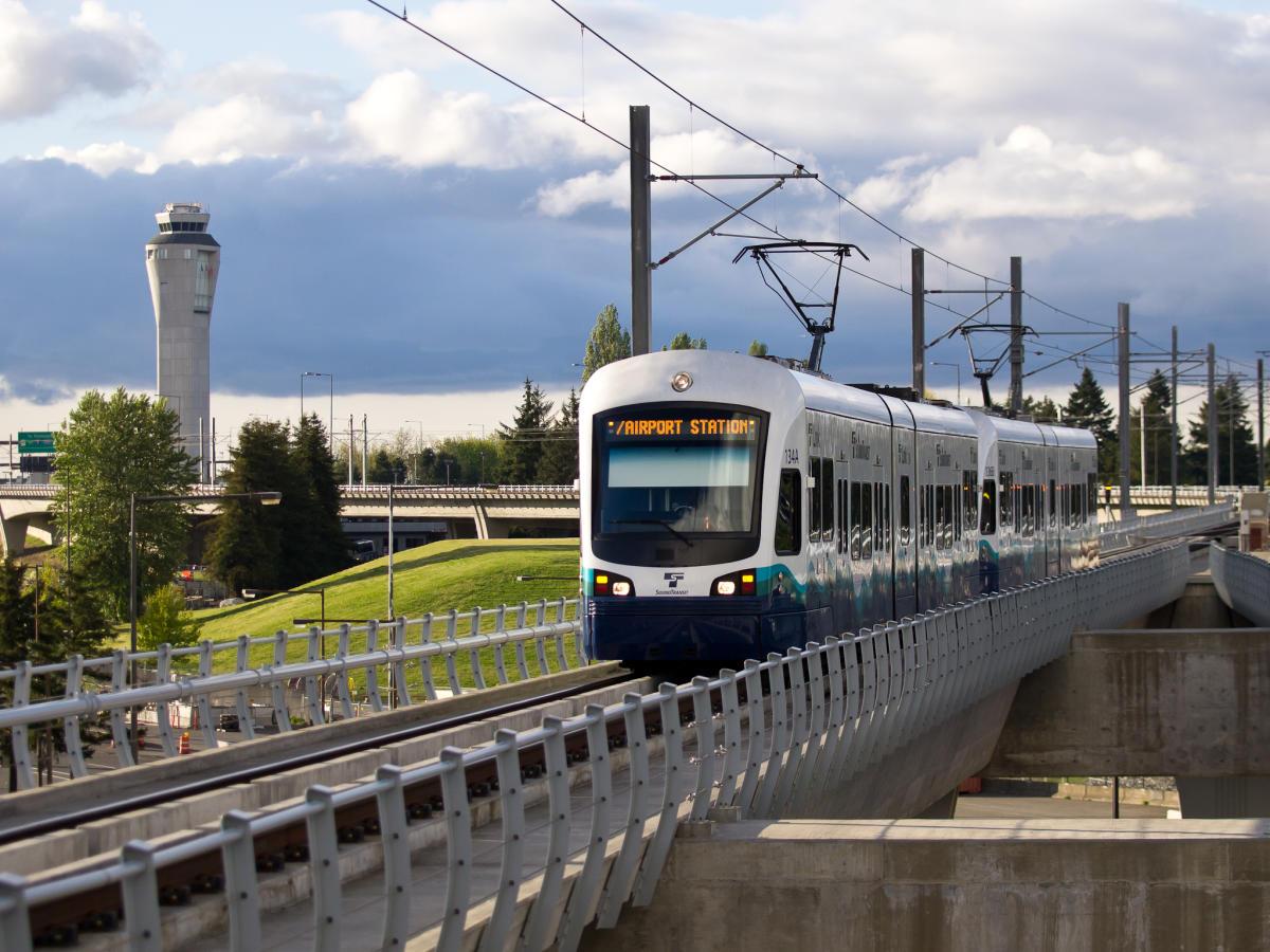 Tukwila Light Rail