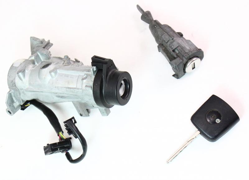 Jetta Cylinder 2007 Ignition Lock