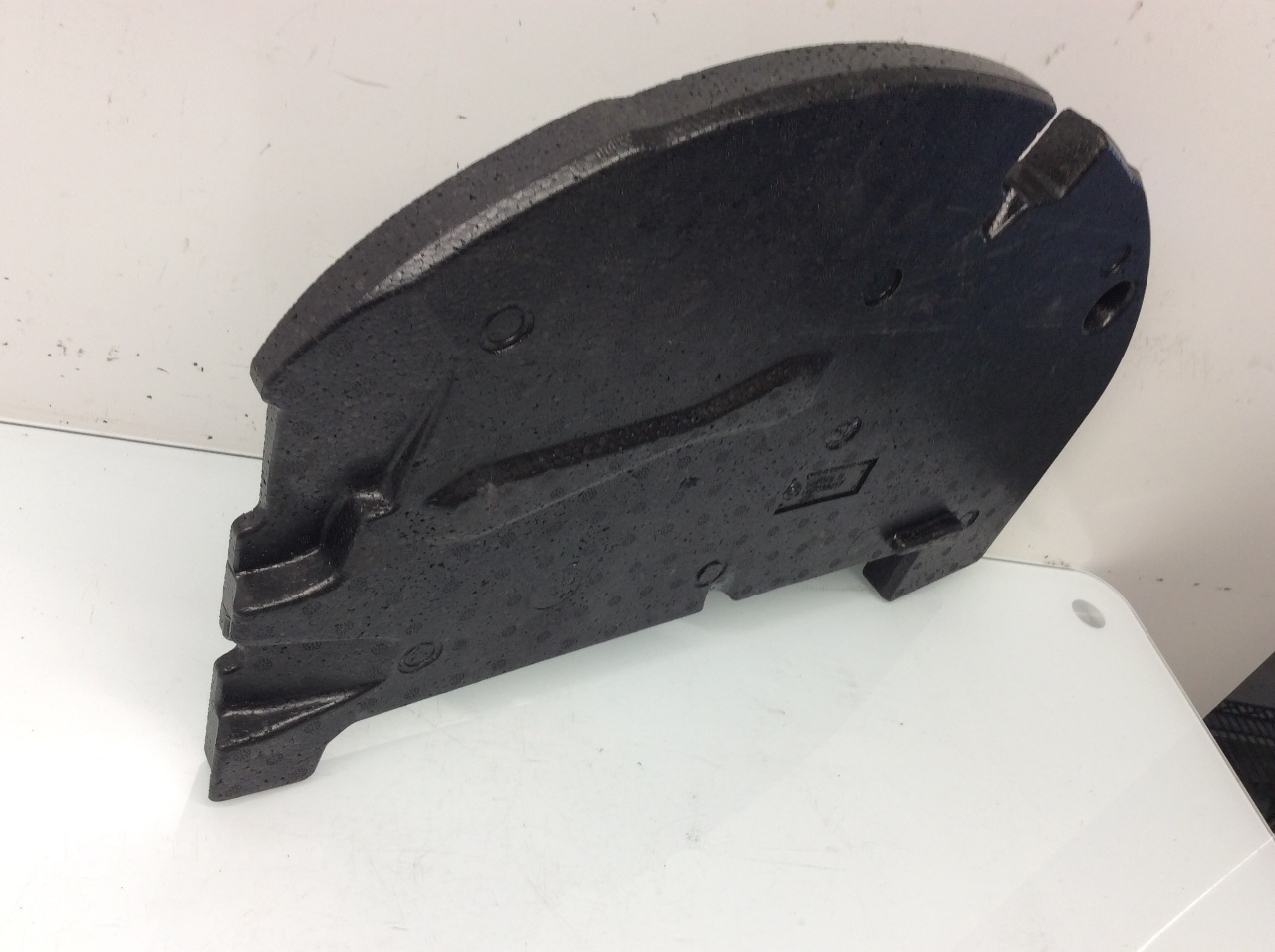 Bmw Tire Spare 2004 Location