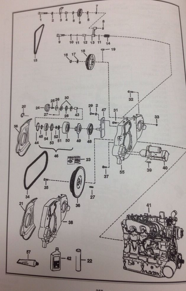 Bobcat 873 Fuel System Diagram - Wiring Diagrams Dock