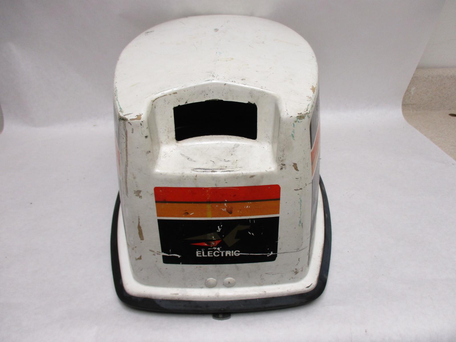 Motor Evinrude 25 Hp 1975