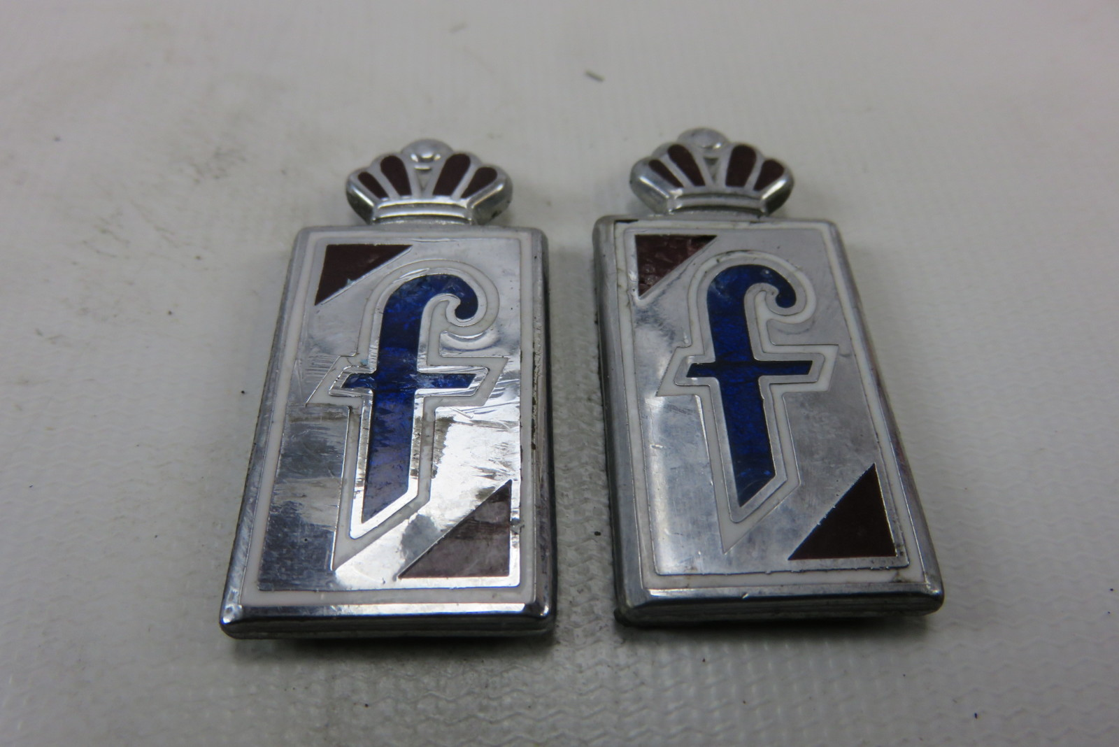 95 Ferrari 456 GT 456GT badge emblem set quarter panel ...