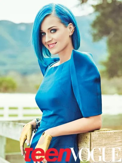 Katy Perry on Fame, Friendship, and her Future | Teen Vogue