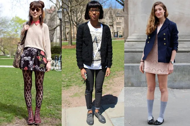 The Best Dressed College Students Across the Country   Teen Vogue We scoured the States for cool coeds showing off their spring style