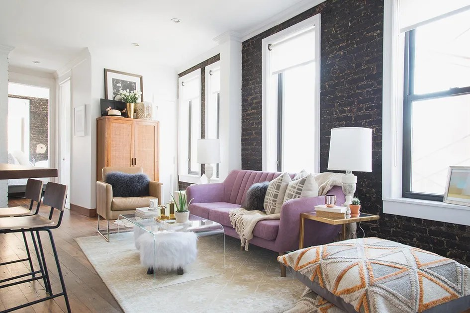 2017 Design Interior Small Apartment