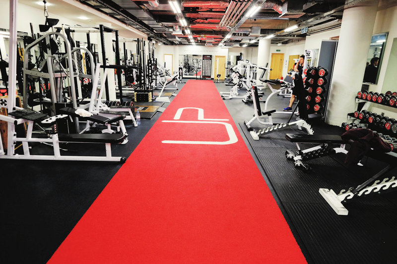 Up London Mayfair Up Fitness