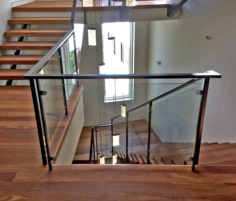 Open Up Your View With Glass Handrails Blog Anchor Ventana Glass | Glass Railing For Stairs Price | Curved Glass Balustrade | China | Spiral Staircase | Frameless Glass | Cable Railing