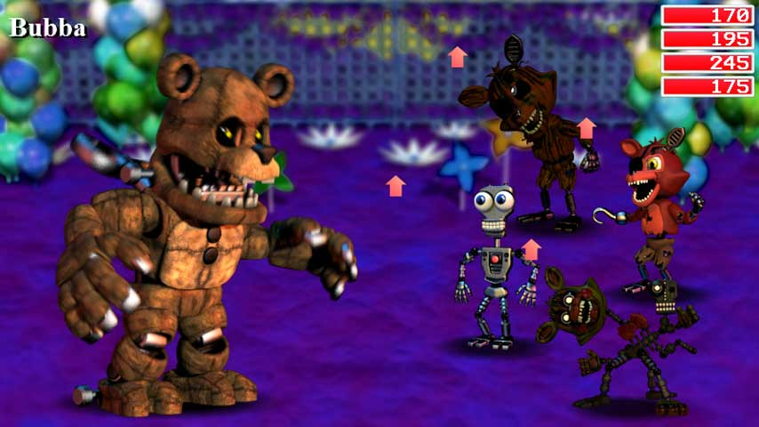 FNaF World released too early  Five Nights at Freddy s creator     fnaf world