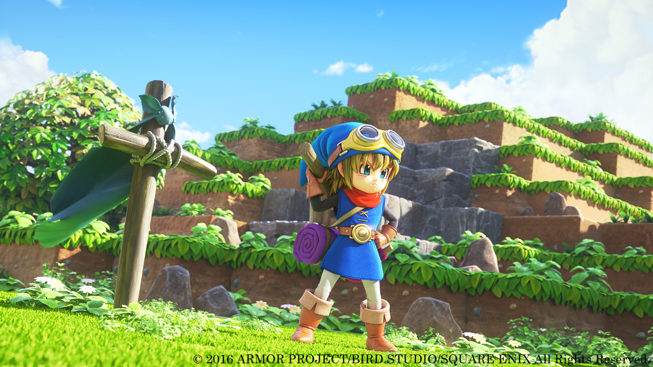 What to play next  games like Minecraft   VG247 Dragon Quest  Builders
