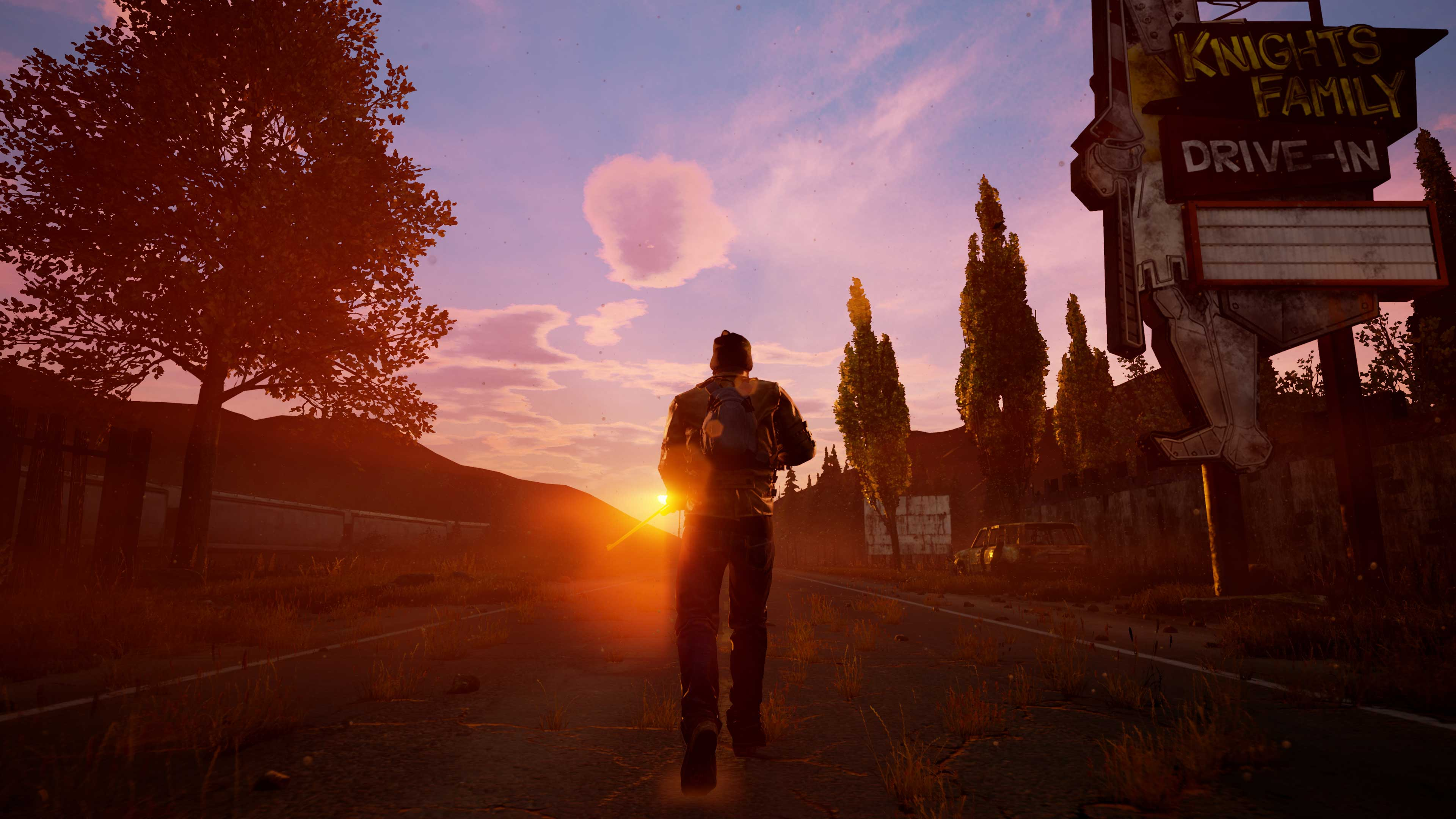 State of Decay 2 will have three maps at launch  each  roughly the     state of decay 2 e3 2016 9