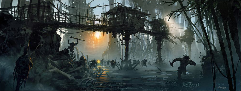 Fallout 4 Light Art