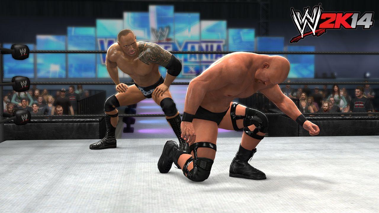 Xbox 360 Wwe 21 Wrestlemania