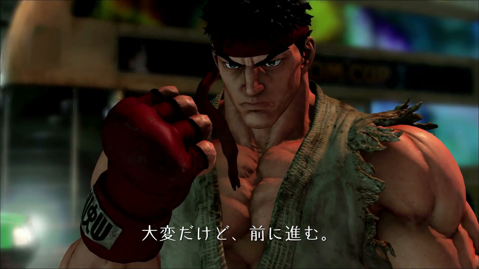 Street Fighter 5 trailer leaks, game exclusive to PS4 and ...