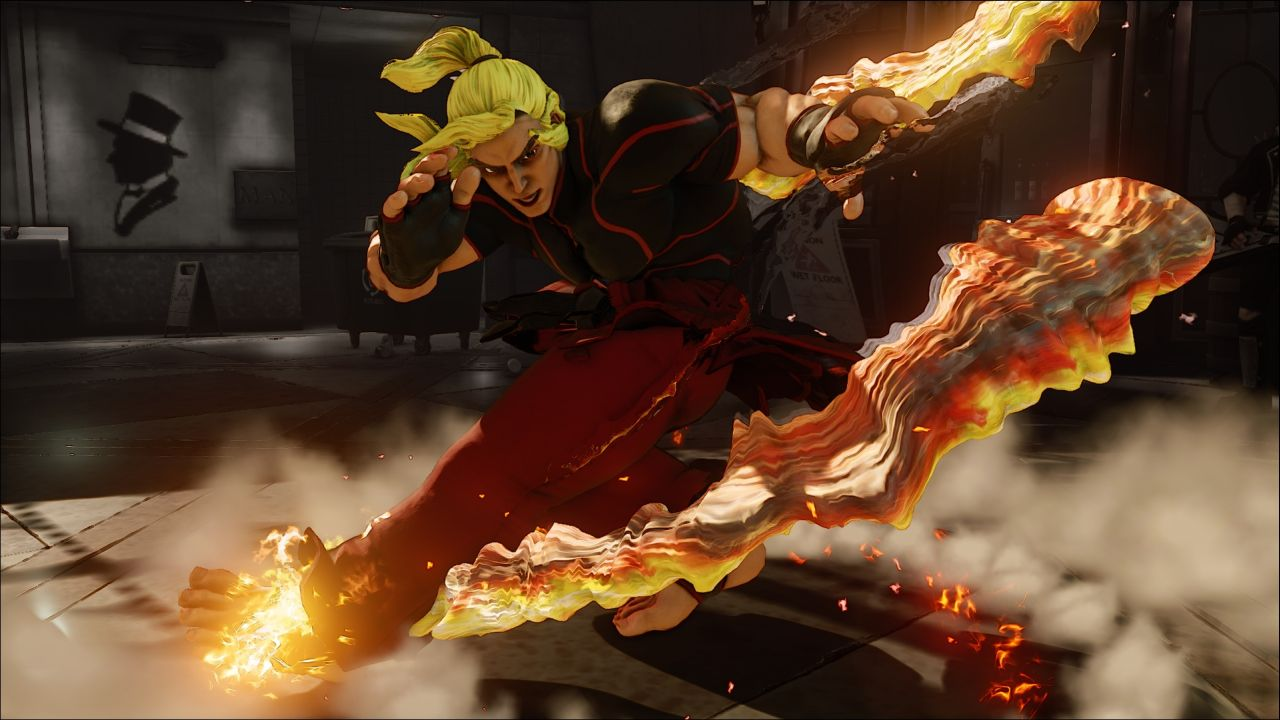 Ken Masters is back for Street Fighter 5 but not as you ...