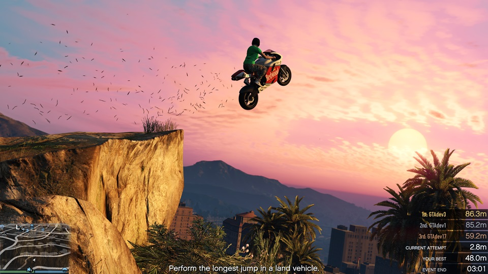 These Gta Online Freemode Events Won T Punish You With A Bad Sport Rating Vg247