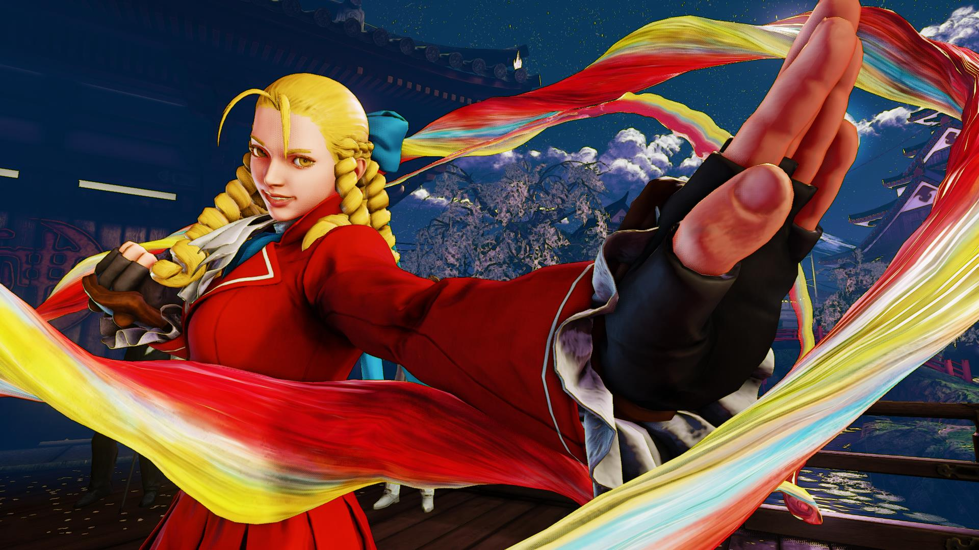 Karin confirmed for Street Fighter 5, watch her in action ...