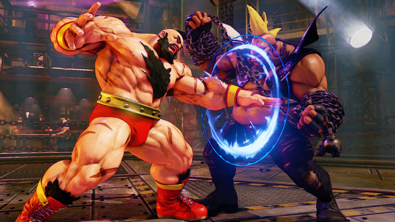 Zangief is coming to Street Fighter 5 - check him out - VG247