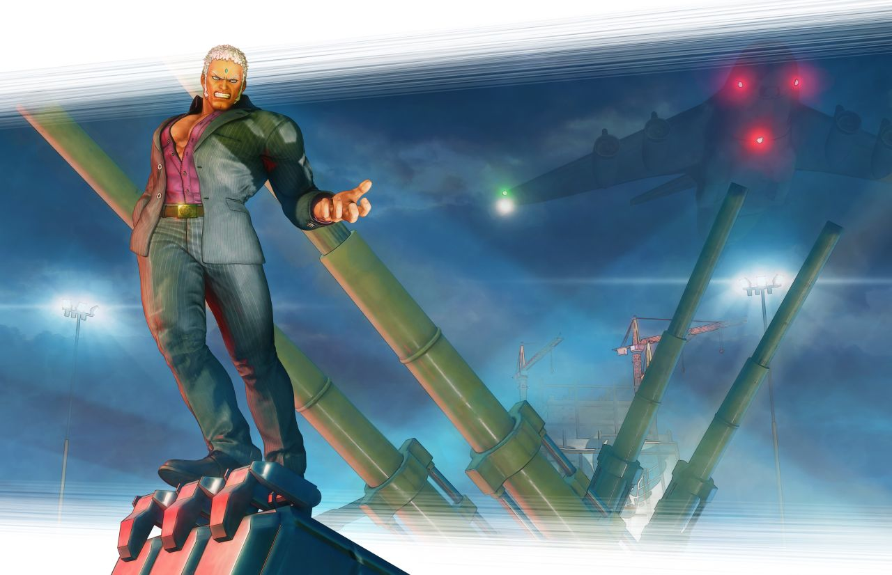 Street Fighter 5: get a look at Story Mode and the new ...