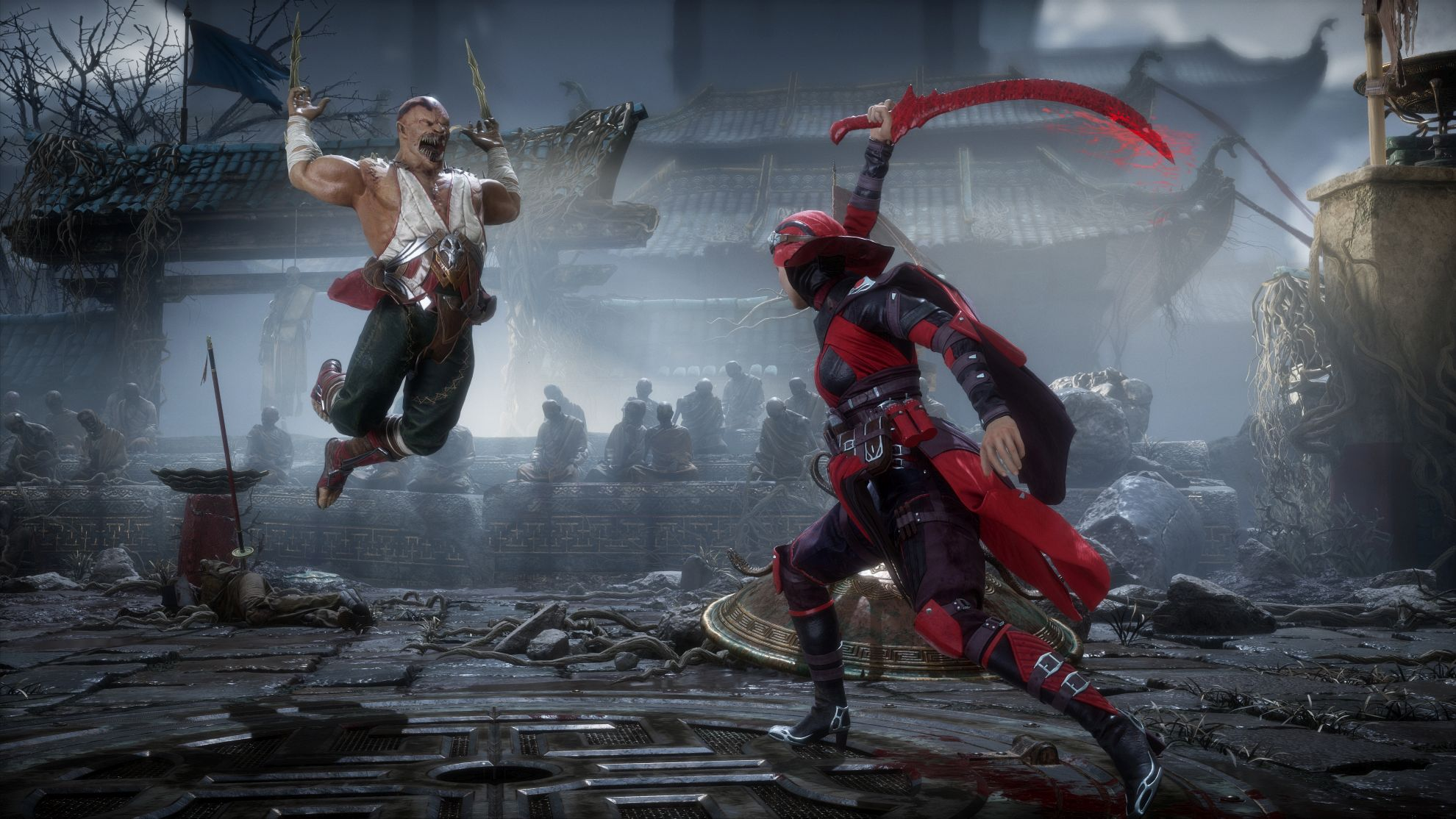 Mortal Kombat 11: all the new story, gameplay, and ...