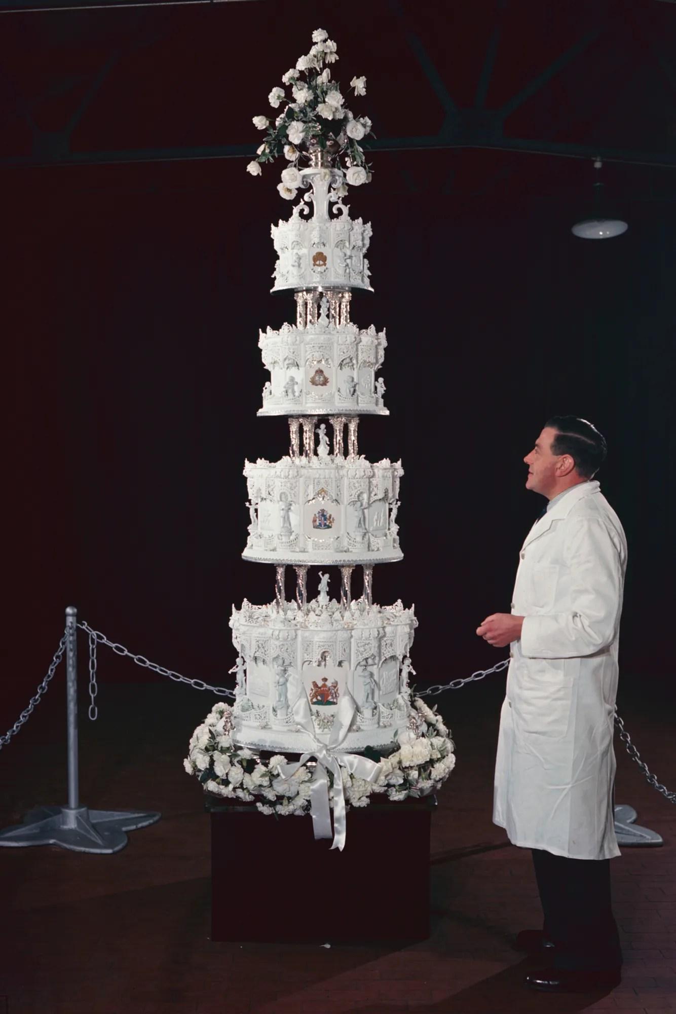 Cake English Cake Christmas Wedding Fruit