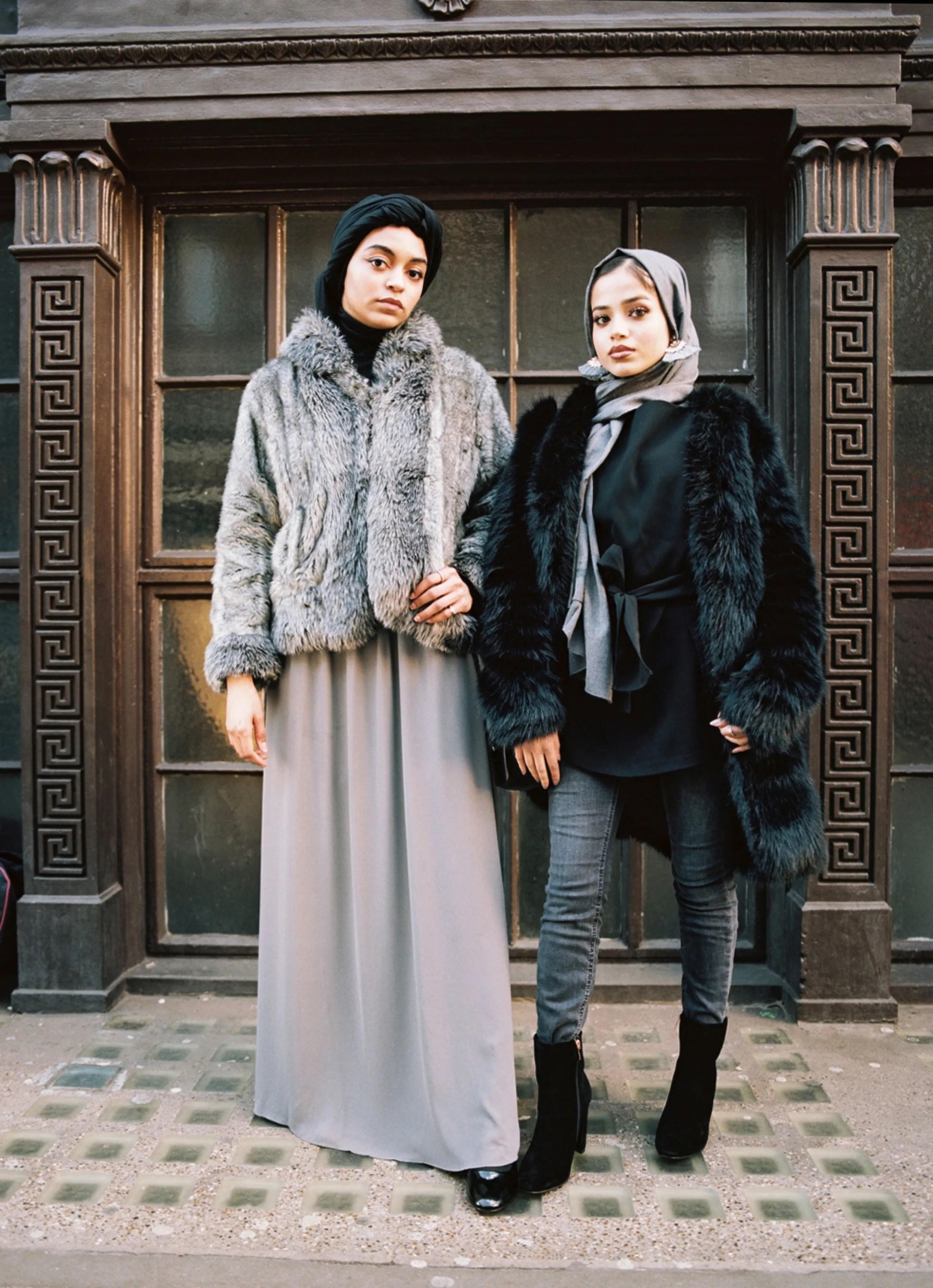 See London Modest Fashion Week s Celebration of Modest Style   Vogue