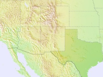 HD Decor Images » Texas Weather Map